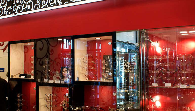 Интерьерное оформление магазинов рекламное агенство «Бренд Мастер»
